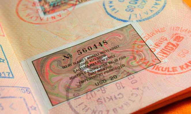 Транзитная виза турция таджикистан